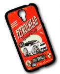 KOOLART PETROLHEAD SPEED SHOP Design For New BMW Mini Cooper Tuning Hard Case Cover Samsung Galaxy S4
